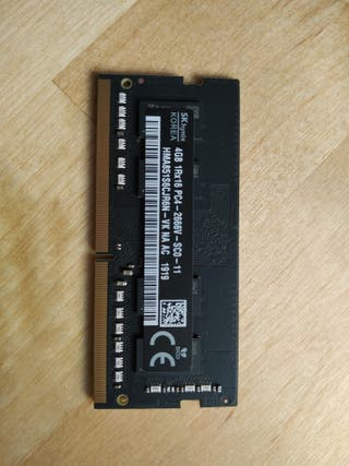 8 GB Memoria RAM iMac 2019