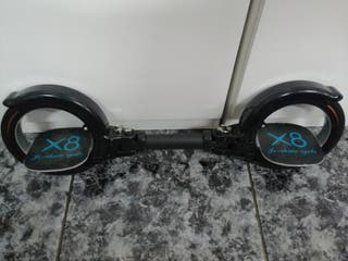 Skatecycle monopatín