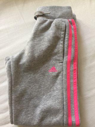 Pantalón chándal Adidas Niña T7-8