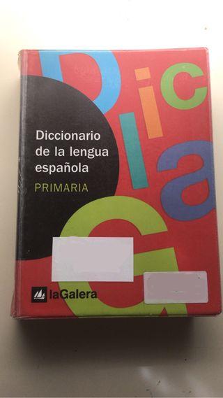 Diccionario de la lengua española, de primaria