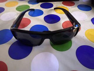 Gafas de sol con cámara