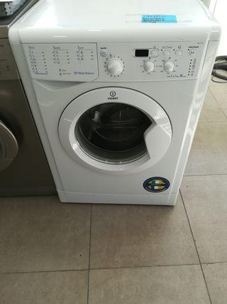 lavadora indesit 7 kilos