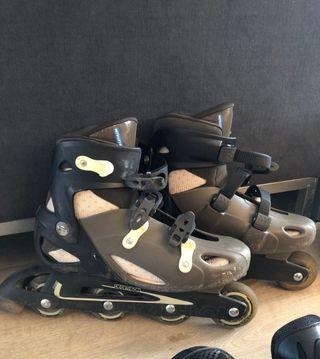 patines en linea talla 43