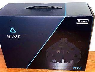 Gafas Realidad Virtual HTC VIVE con SteamVR
