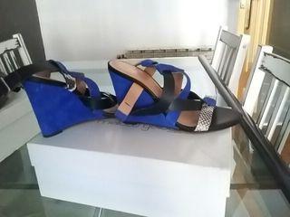 preciosas sandalias