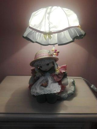 juego lampara infantil