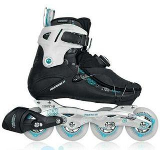 patines Powerslide IV 80 Pure a estrenar