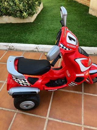 Moto Feber niño 6 V.