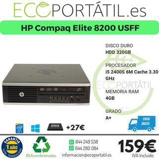 HP Compaq Elite 8200 USFF