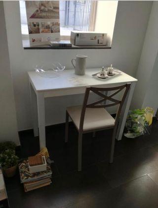 Mesa cocina extensible. Nuevo