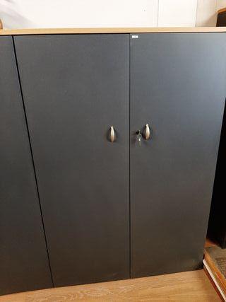 armarios metálicos de oficina despacho