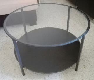 Mesa circular Ikea