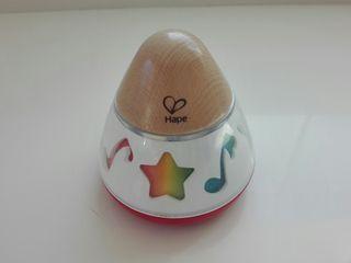 juguete musical bebé Hape