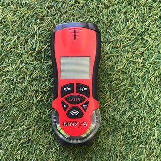Medidor de distancia laser