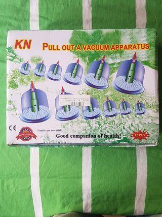 masajes de vacio pull out vacuum