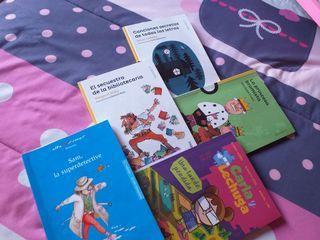 libros infantiles 5 y 6 años