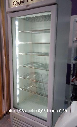 Congelador expositor