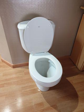 Inodoro Wc baño Roca