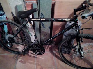 mountain bike SHIMANO 21 SPEED