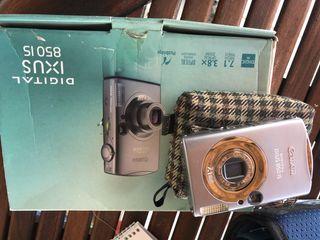 Camara Canon Ixus850 IS