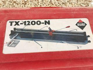 CORTADORA RUBI TX1200-N