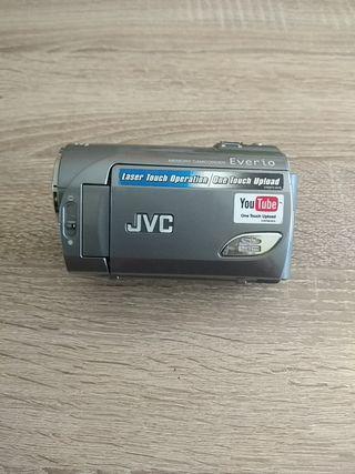 camara d video JVC