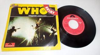 The Who sp vinilo