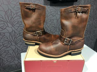 Red Wing 2972 Engineer Copper Rough and Tough 42,5