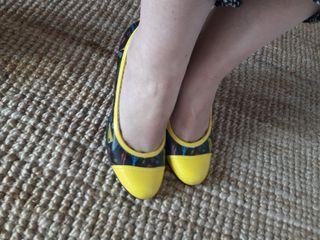 Zapatos Pin-Up
