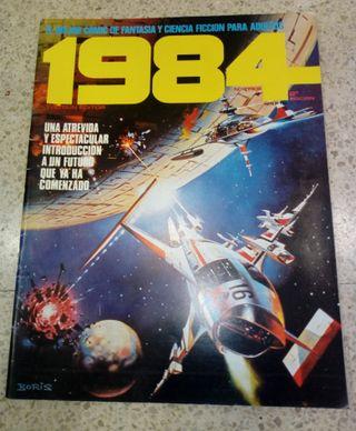 COMIC 1984 Nº3 2º EDICION