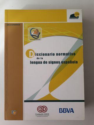 Diccionario Normativo de la LENGUA DE SIGNOS (LSE)
