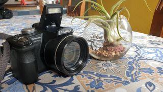 Panasonic fz18 zoom 18x