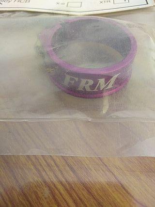 Abrazadera sillin FRM 34.9 Morado