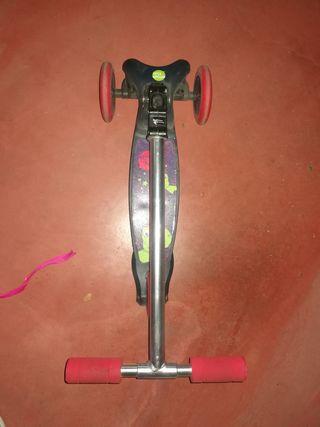 patinete niño plegable