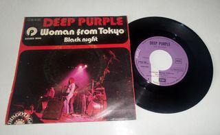 Deep Purple vinilo sp