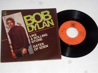 Bob Dylan vinilo sp
