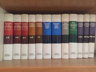 se venden diccionarios