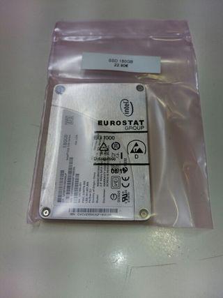 SSD 180 GB INTEL