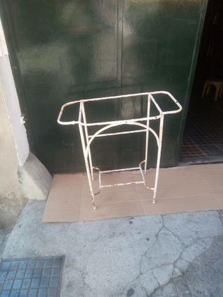mueble para lavabo antiguo ideal para restaurar