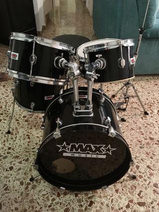 Batería acústica MAX Music