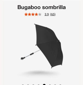 sombrilla bugaboo