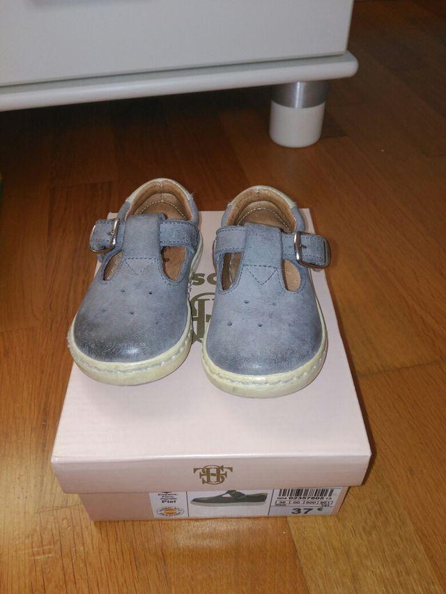 zapatos niño talla 19