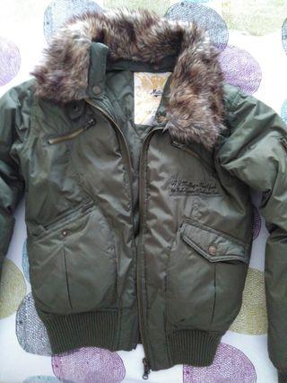 abrigo plumas chica Malloy de Boxeur