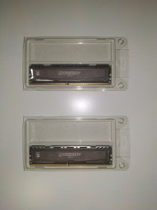 Memoria RAM DDR4 16 GB (Nuevo)