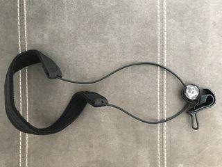 Cordón elástico de cuello para clarinete