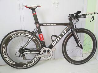 Bici triatlón/contrareloj
