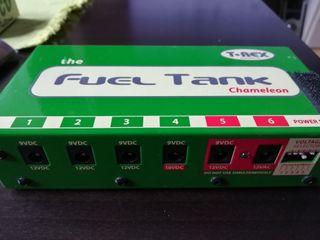 Fuente alimentación pedales guitarra Fuel Tank