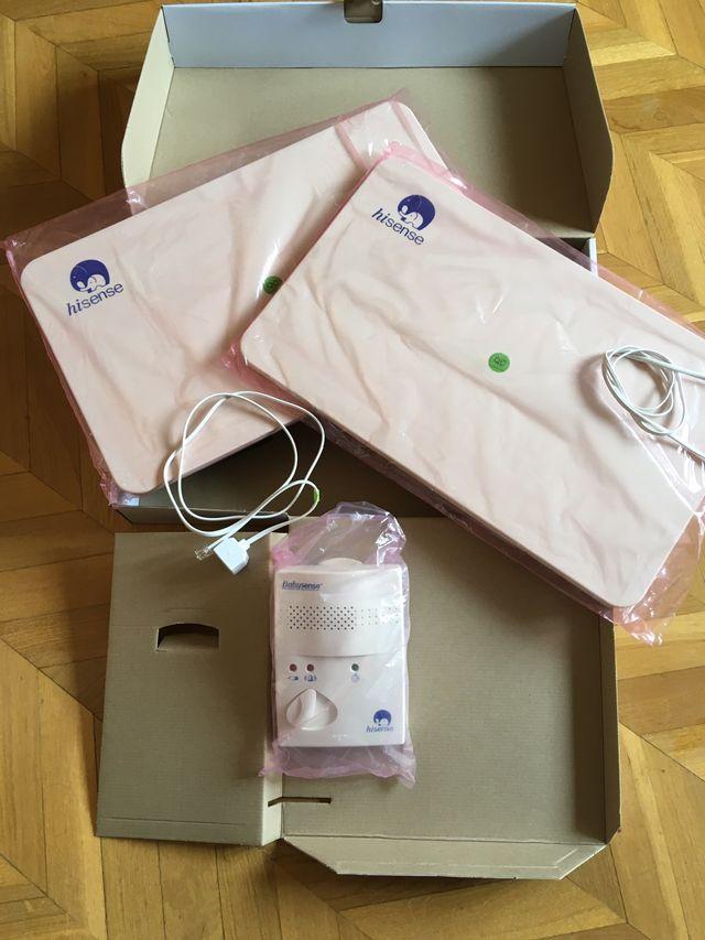 Sensor para bebé