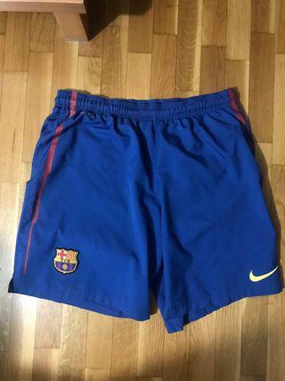 Pantalon corto Barça XL