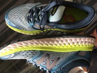 Zapatillas Running New Balance 1080 mujer t 7,5 us de